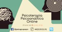 Terapia psicoanalítica online